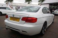 USED 2012 12 BMW 3 SERIES 2.0 318i Sport Plus 2dr ALPINE WHITE+SAT NAV+STUNNING!