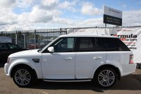 USED 2011 11 LAND ROVER RANGE ROVER SPORT 3.0 SD V6 HSE (Luxury Pack) 4X4 5dr 2 OWNER+FULL HISTORY+LOW MILES