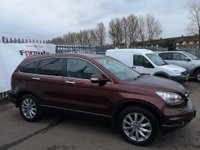 USED 2011 11 HONDA CR-V 2.2 i-DTEC ES 5dr LEATHER+PARKINGSENSORS+PRIVACY