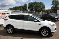 USED 2015 65 FORD KUGA 2.0 TDCi Titanium 5dr 1 OWNER+BEST VALUE+1 YEAR MOT!