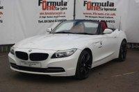 USED 2011 11 BMW Z4 2.5 23i M Sport Highline sDrive 2dr ALPINE WHITE+BIG SPEC+STUNNING