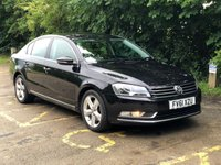 2011 VOLKSWAGEN PASSAT 1.6 SE TDI BLUEMOTION TECHNOLOGY 4d 104 BHP £4245.00