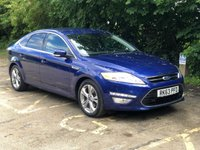 2013 FORD MONDEO 2.0 TITANIUM X BUSINESS EDITION TDCI 5d 138 BHP £5470.00