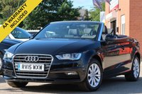 USED 2015 15 AUDI A3 2.0 TDI SE 2d AUTO 148 BHP AUTOMATIC, 3 MONTHS EXTENDABLE AA WARRANTY INCLUDED