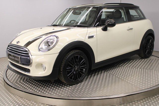 View our MINI HATCHBACK