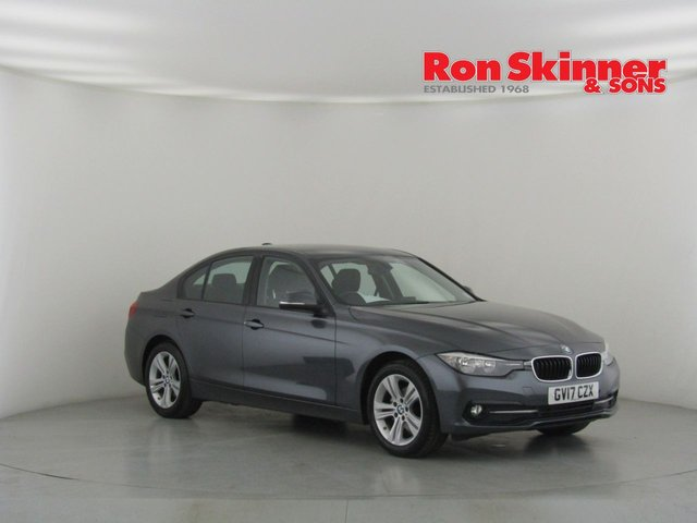 View our 2017 17 BMW 3 SERIES 2.0 318D SPORT 4d 148 BHP