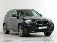 2016 BMW X3 2.0 XDRIVE20D M SPORT 5d AUTO 188 BHP [£8,490 OPTIONS] £23322.00