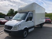 USED 2013 13 MERCEDES-BENZ SPRINTER 313 CDI 13'6 LUTON TAIL LIFT *WE HAVE THREE AVAILABLE*