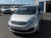2011 KIA VENGA 1.6 2 5d AUTO 124 BHP £4995.00