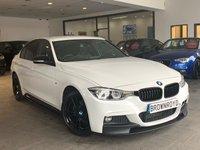 USED 2017 17 BMW 3 SERIES 2.0 320D M SPORT 4d AUTO 188 BHP M PERFORMANCE STYLING+PRO NAV