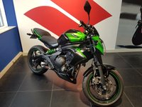 USED 2016 66 KAWASAKI ER 650 FGF ABS ***IXIL EXHAUST & LOVELY***SORRY NOW SOLD***
