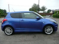 2015 SUZUKI SWIFT 1.6 SPORT 3d 134 BHP £5795.00