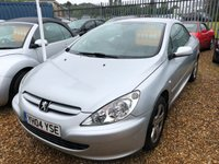 USED 2004 04 PEUGEOT 307 2.0 COUPE CABRIOLET Mot Until 8th February 2020 Just came into stock more photos and video coming soon ! give us a call on 01536 402161