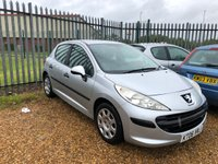 USED 2006 06 PEUGEOT 207 1.4 URBAN 5d 68 BHP MOT Until 13th May 2020 JUST ARRIVED AWAITING PHOTOS AND VIDEO AND WAITING TO BE CLEANED NEED ANYMORE INFORMATION PLEASE GIVE US A CALL ON 01536 402161