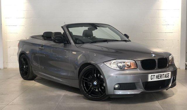 2013 63 BMW 1 SERIES 118I SPORT PLUS EDITION [HTD SEATS]