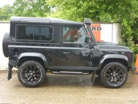 USED 2013 13 LAND ROVER DEFENDER 2.2 TD XS STATION WAGON 3d 122 BHP