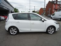 USED 2012 12 RENAULT SCENIC 1.6 DYNAMIQUE TOMTOM VVT 5d 110 BHP