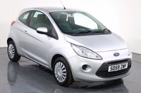 USED 2009 59 FORD KA 1.2 STYLE 3d 69 BHP **Very Cheap to Run**