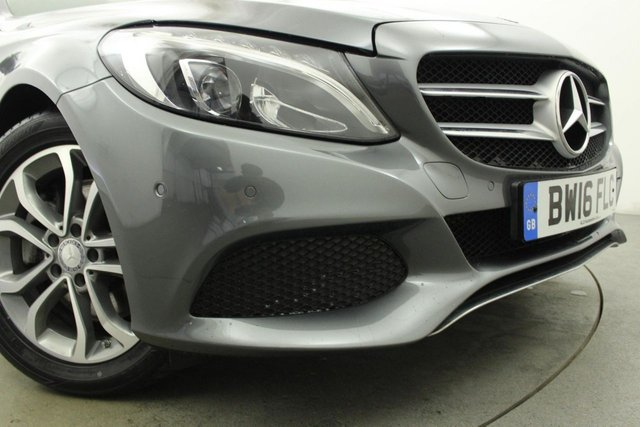 MERCEDES-BENZ C CLASS at Georgesons