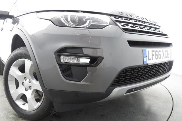 LAND ROVER DISCOVERY SPORT at Georgesons