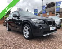 USED 2010 10 BMW X1 2.0 SDRIVE18D SE 5d 141 BHP