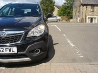 USED 2013 62 VAUXHALL MOKKA 1.7 EXCLUSIV CDTI S/S 5d 128 BHP TURBO DIESEL,ONLY 63000 MILES