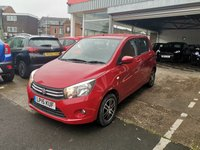 USED 2015 15 SUZUKI CELERIO 1.0 SZ4 5d AUTO 67 BHP ONLY 6058 MILES FROM NEW!!! VERY LOW CO2 EMISSIONS AND FREE ROAD TAX! GREAT SPEC AND EXCELLENT FUEL ECONOMY, AIR CON, MEDIA INPUT AND DAB RADIO, ALLOY WHEELS