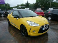 2012 CITROEN DS3 1.6 E-HDI DSTYLE PLUS 3d 90 BHP £4499.00