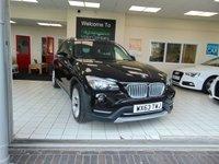 2013 BMW X1 2.0 XDRIVE18D XLINE 5d 141 BHP £9795.00