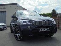 2014 BMW X5 3.0 XDRIVE40D M SPORT 5d AUTO 309 BHP £27795.00