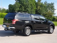 USED 2016 16 MITSUBISHI L200 2.4 DI-D 4X4 WARRIOR DCB 1d 178 BHP