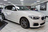 USED 2017 17 BMW 1 SERIES 3.0 M140I FBMWSH NAV HEATED LEATHER LED