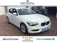 USED 2012 62 BMW 1 SERIES 1.6 118I SE 5d AUTO 168 BHP