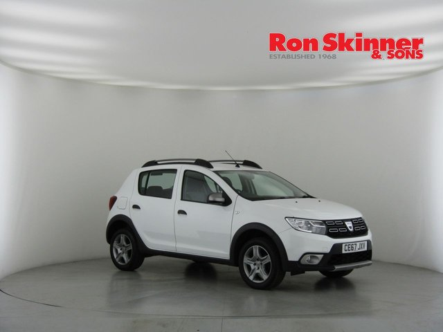 View our 2017 67 DACIA SANDERO 0.9 STEPWAY LAUREATE TCE 5d 90 BHP