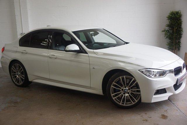 2014 14 BMW 3 SERIES 3.0 330D XDRIVE M SPORT 4d AUTO 255 BHP PRO NAV HARMON KARDON SOLD TO MR CRAPPER FROM SHEFFIELD