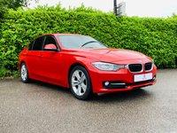 2013 BMW 3 SERIES 2.0 318D SPORT 4d 141 BHP £8990.00
