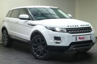 "USED 2012 12 LAND ROVER RANGE ROVER EVOQUE 2.2 SD4 PURE TECH 5d AUTO 190 BHP 19""ALLOYS+NAV+PARKING SENS+FSH+HEATED SEATS+LEATHER+DAB+B/TOOTH"