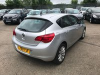USED 2010 60 VAUXHALL ASTRA 1.6 EXCLUSIV 5d 113 BHP