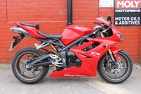 2010 TRIUMPH DAYTONA 675 *12mth Mot, Low Mileage, 3mth Warranty* £5690.00
