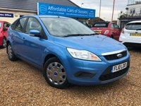 2010 FORD FOCUS 1.6 STYLE 5d 100 BHP £SOLD