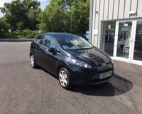 USED 2010 59 FORD FIESTA 1.25 EDGE THIS VEHICLE IS AT SITE 2 - TO VIEW CALL US ON 01903 323333