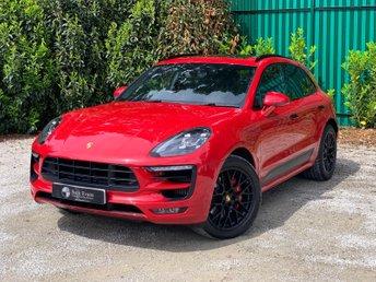 2016 PORSCHE MACAN 3.0 GTS PDK 5d AUTO 355 BHP £49999.00