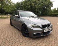 USED 2008 58 BMW 3 SERIES 2.0 318D M SPORT 4d 141 BHP