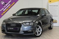 USED 2016 16 AUDI A3 1.4 TFSI SPORT NAV 4d 148 BHP SAT NAV, LEATHER INTERIOR, CRUISE, PARKING AID, COMFORT PACK, FULL AUDI SERVICE HISTORY