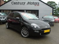 2014 FIAT PUNTO 1.4 JET BLACK II 3d - NEW SHAPE £4490.00