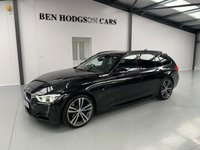 USED 2017 17 BMW 3 SERIES 2.0 318D M SPORT TOURING 5d AUTO 148 BHP only 20k Miles! 1 Previous owner!