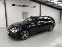 2017 BMW 3 SERIES 2.0 318D M SPORT TOURING 5d AUTO 148 BHP £19995.00