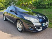 USED 2009 09 RENAULT MEGANE 1.6 EXPRESSION VVT 2d 110 BHP **LOW MILEAGE**SUPERB DRIVE**2 OWNERS**