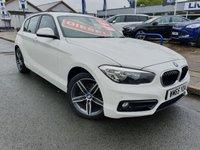 2016 BMW 1 SERIES 1.5 116D SPORT 5d 114 BHP £11977.00