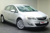 """USED 2011 61 VAUXHALL ASTRA 1.6 EXCITE 5d 113 BHP 17""""ALLOYS+PARKING SENS+FSH"""